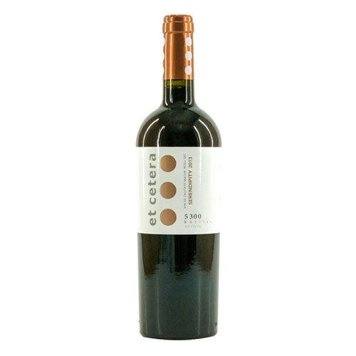Serendipity 2013 - Rotwein Cuvée von Et Cetera