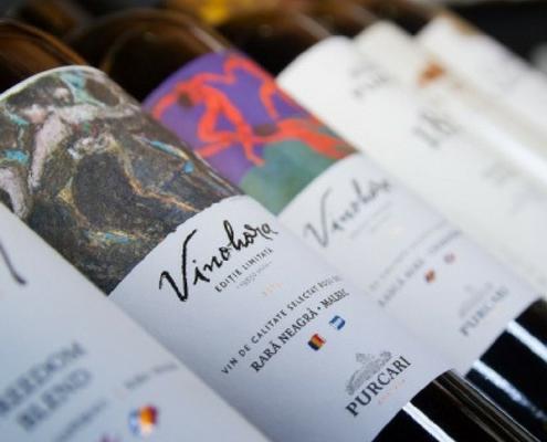 Weinbericht: Vinohora 2014 - Rotwein Cuvée von Château Purcari