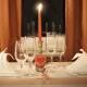 Valentine's Day Dinner Table Decoration