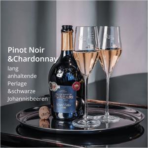Cuveé de Purcari Brut Rosé – Sekt von Château Purcari