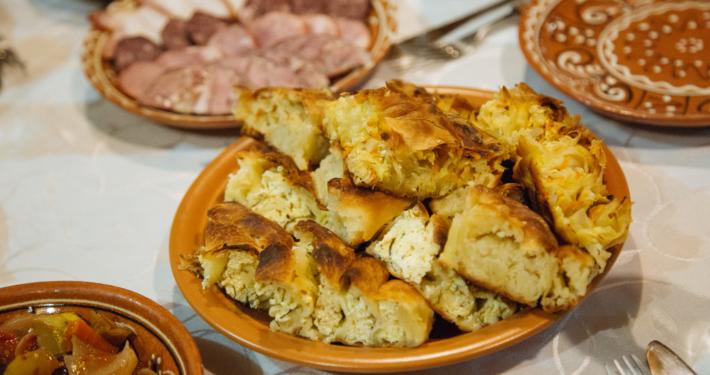 Moldawische traditionelle Küche: Kuchen