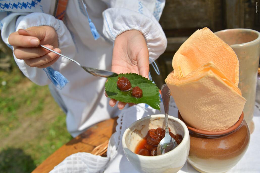 Moldawische traditionelle Küche: Konfitüre