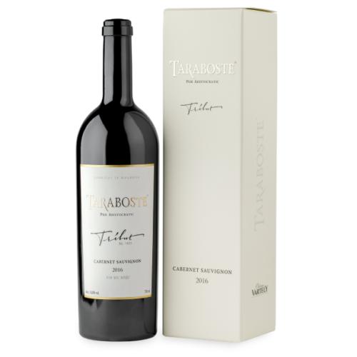 Taraboste TRIBUT Cabernet Sauvignon - Rotwein von Château Vartely